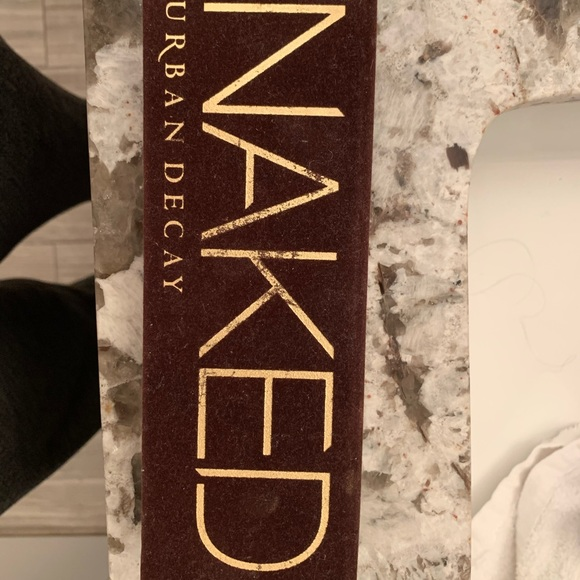 Urban Decay Other - naked eyeshadow palette ORIGINAL ONE